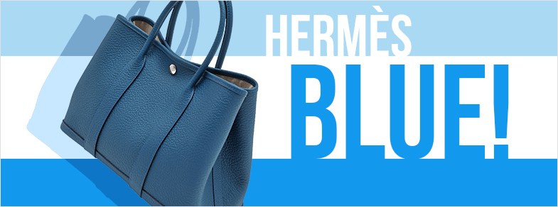 Hermes Blue Collection