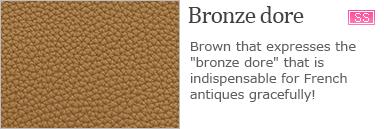Bronze dore