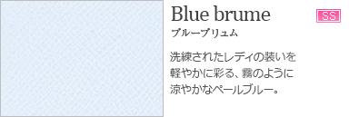 ブルーブリュム Blue brume