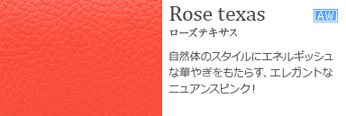 ローズテキサス Rose texas