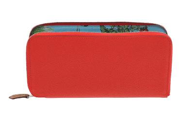 Hermès long wallet Azap Silk'In