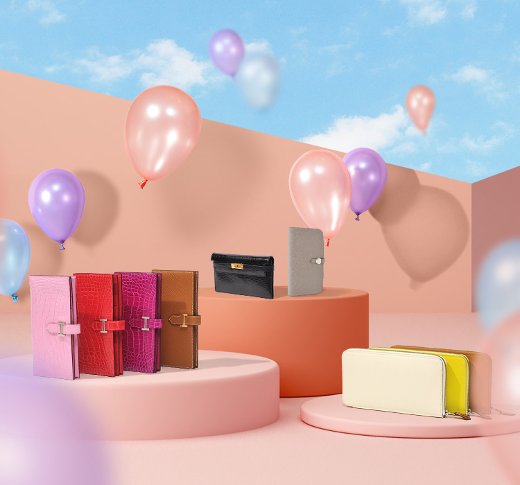 Hermès wallet・long wallet