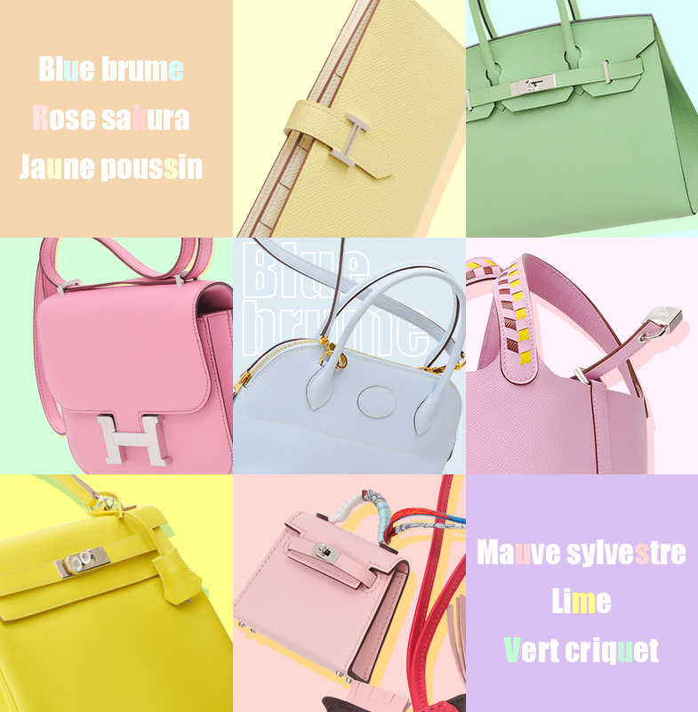 Hermes[pastel items]