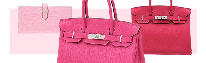 エルメス・ピンクの画像